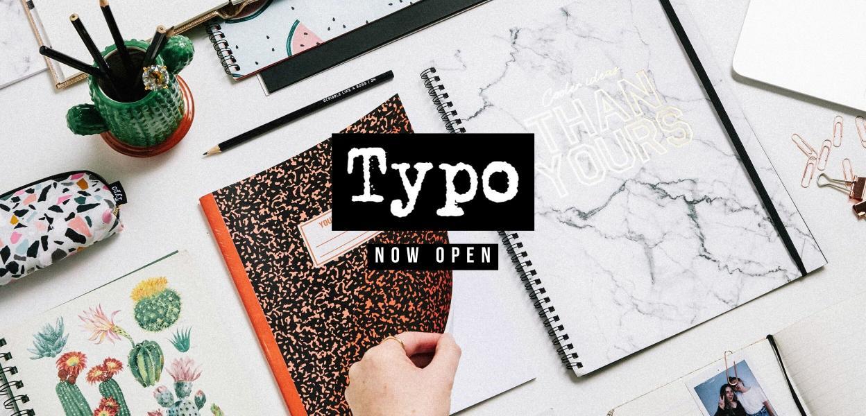 Typo Buchanan Galleries Glasgow