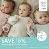 Boots Mini Club baby event 15% off selected lines