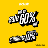schuh up to 60% off winter sale
