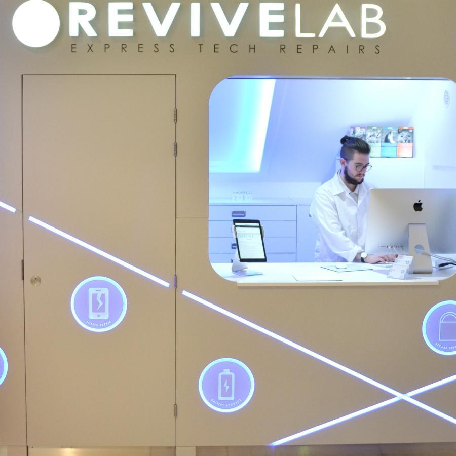 Revive Tech Lab Glasgow