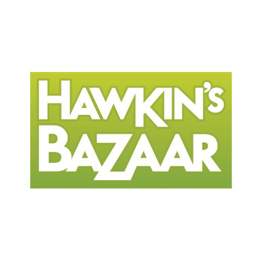 Hawkins Bazaar logo