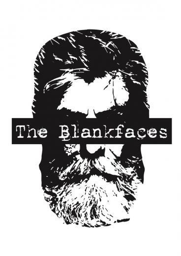 The Blankfaces logo