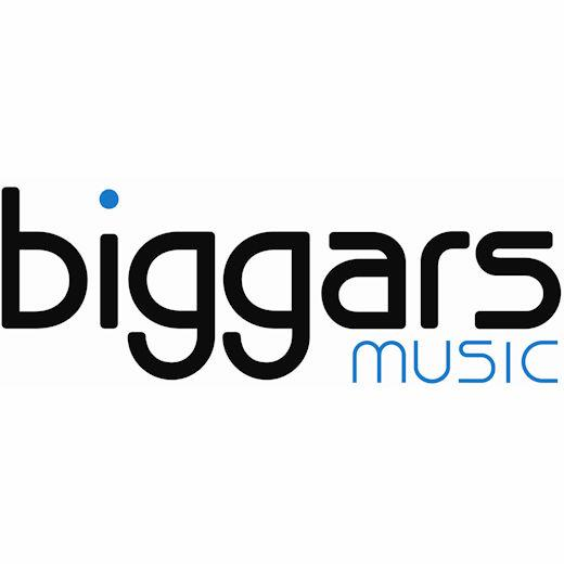 Biggars Music  logo