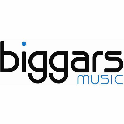 Biggars Music  logo