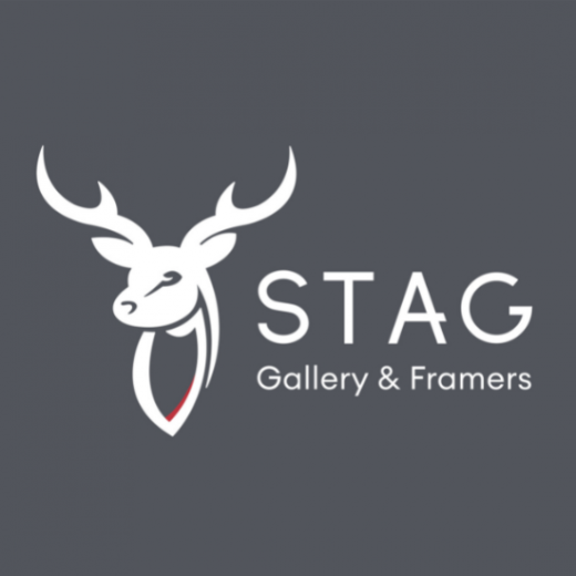 STAG Gallery & Framers logo