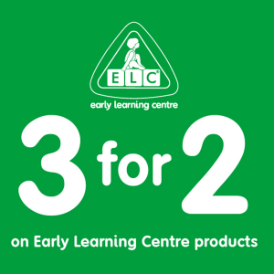 The Entertainer Early Learning Centre 3 for 2