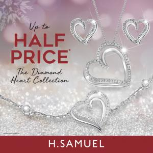 H Samuel Christmas buchanan galleries glasgow