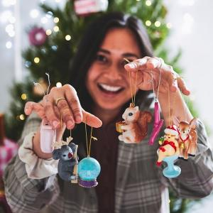 Typo Christmas Decorations