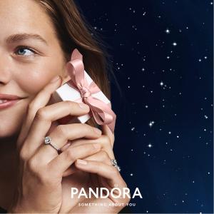 Pandora Christmas collection buchanan galleries glasgow