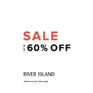 River Island mid season sale buchanan galleries