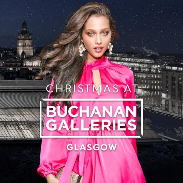 Christmas at Buchanan Galleries