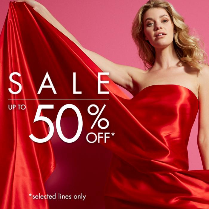 Boux Avenue autumn sale