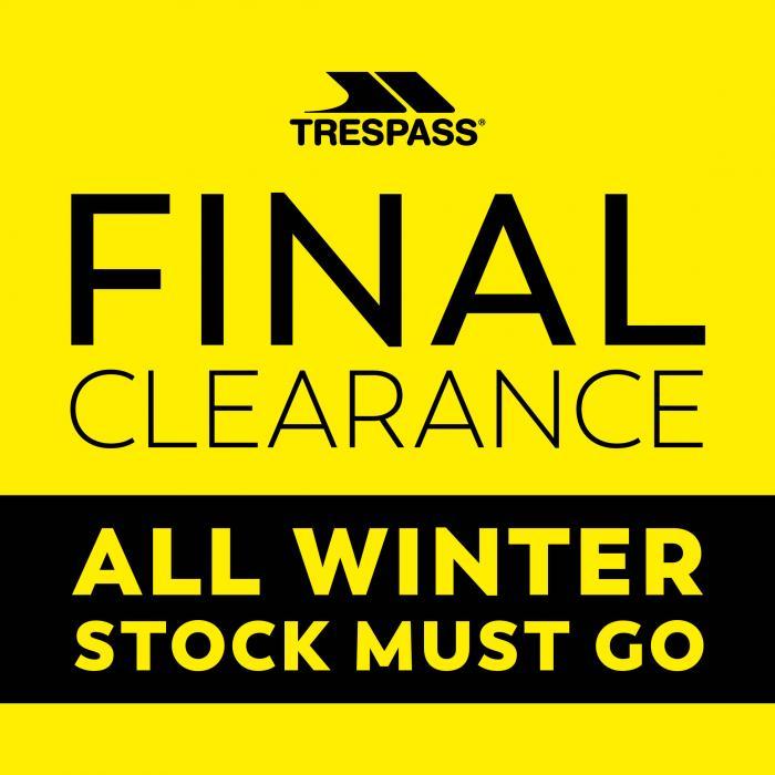 Trespass Buchanan Galleries final clearance