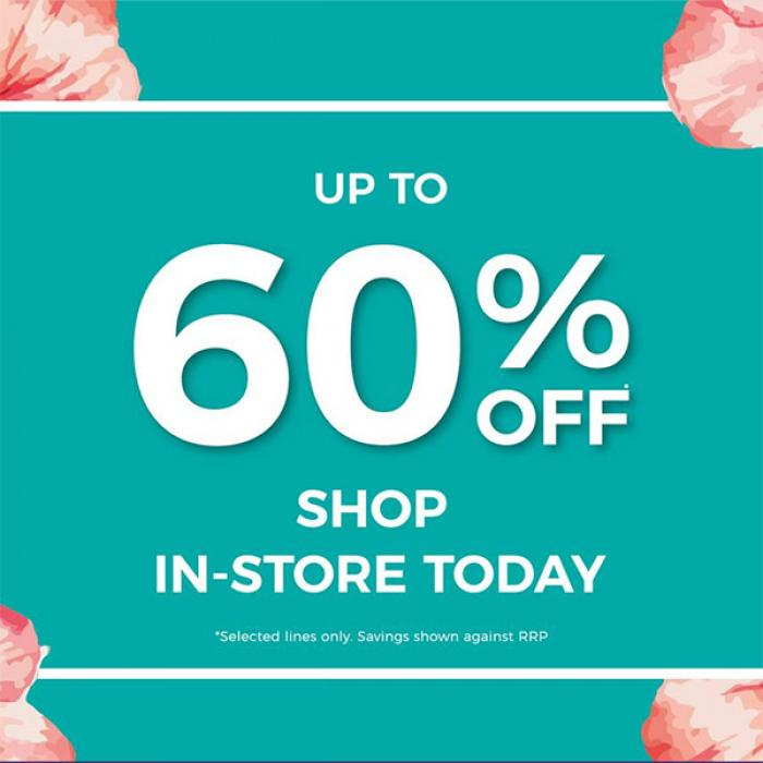 Fragrance Shops Offers at Buchanan Galleries