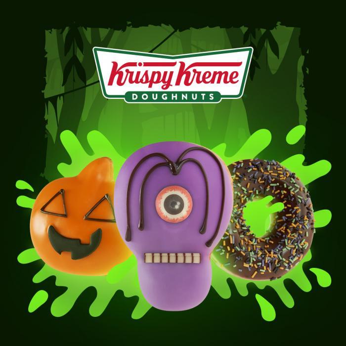 Krispy Kreme Slime