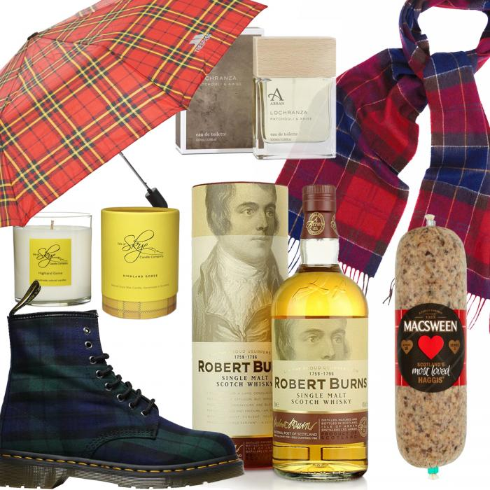 Burns Night Essentials