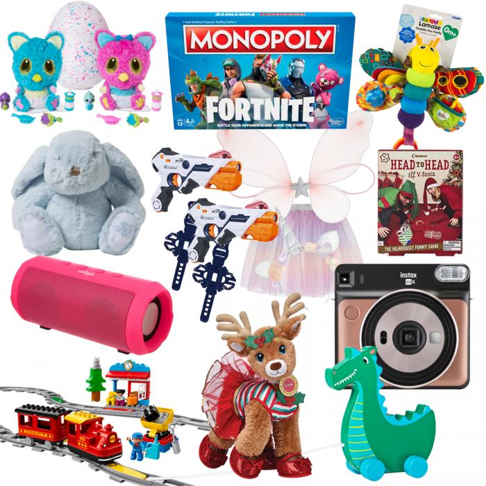 Christmas gifts for kids Glasgow