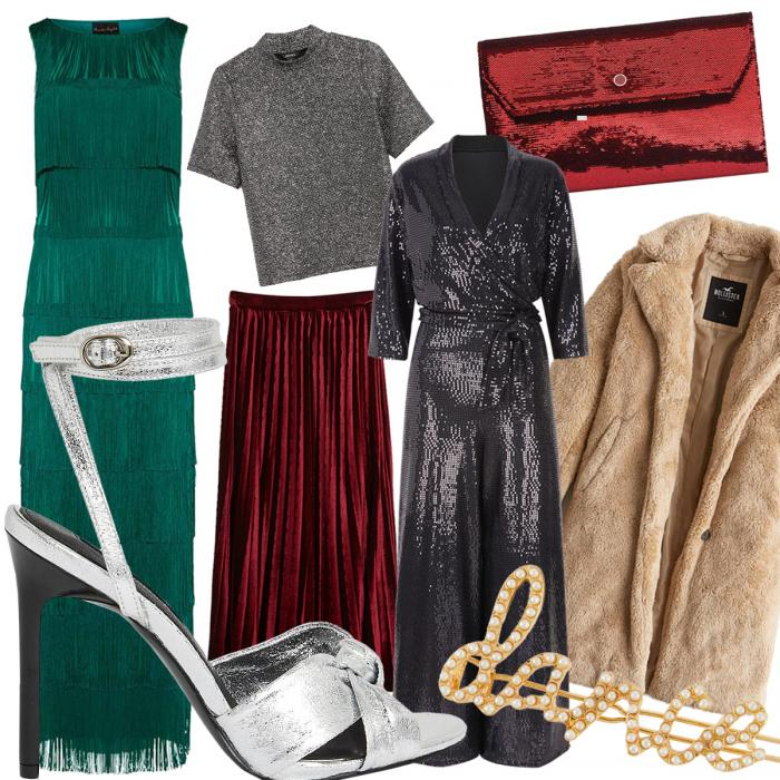 Christmas partywear ideas for him and her