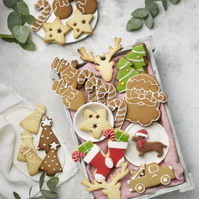 Lakeland Christmas cookies baking buchanan galleries