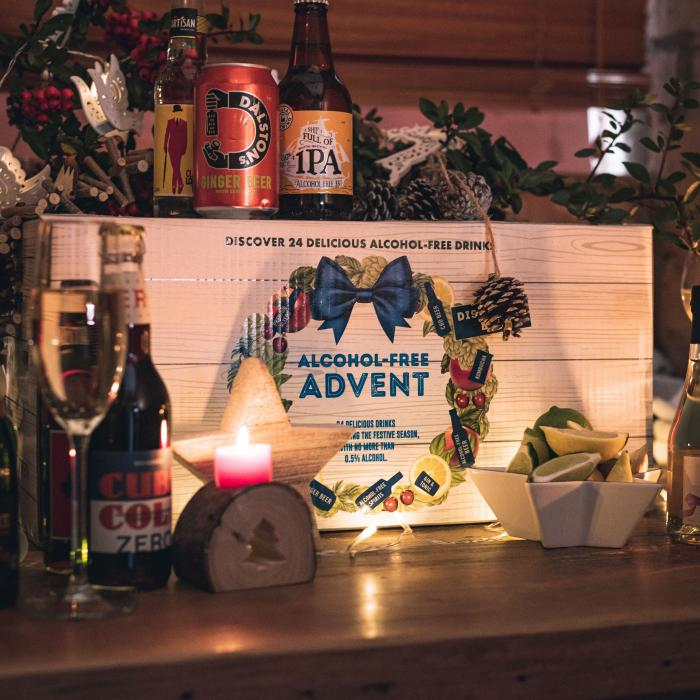 advent calendar Holland and Barrett
