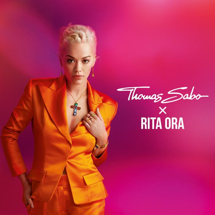 Rita Ora Thomas Sabo Autumn