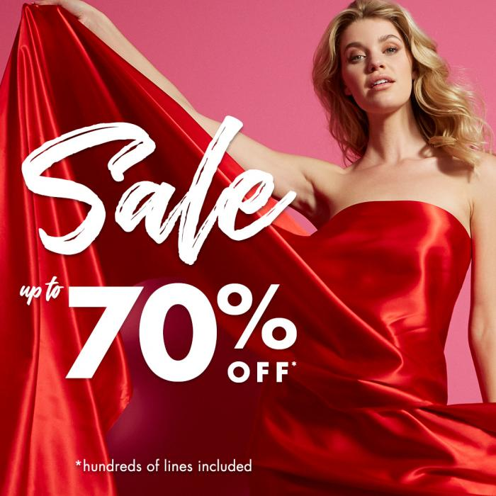 Boux Avenue Winter sale up to 70% off