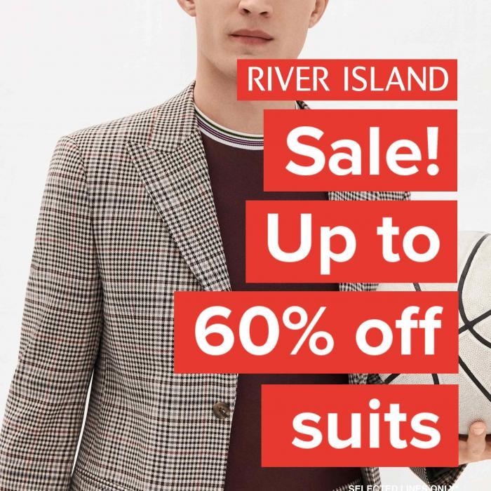 River Island Menswear Suits Glasgow Buchanan Galleries