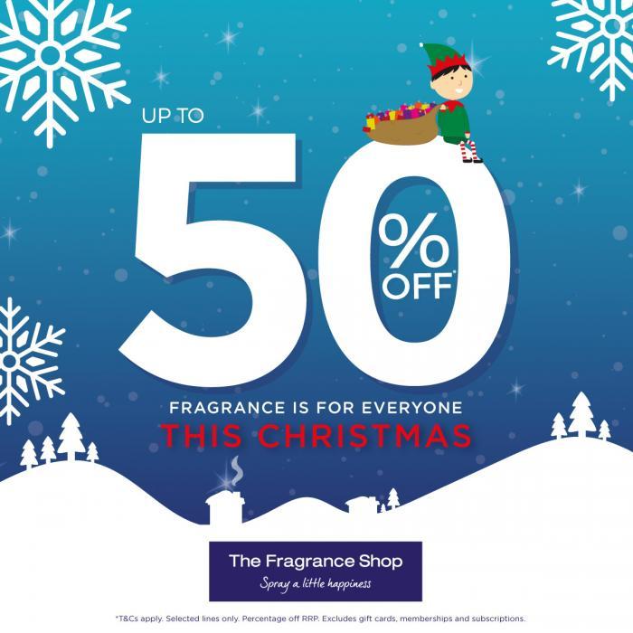 the fragrance shop christmas sale up to half price buchanan galleries glasgow perfume fragrance