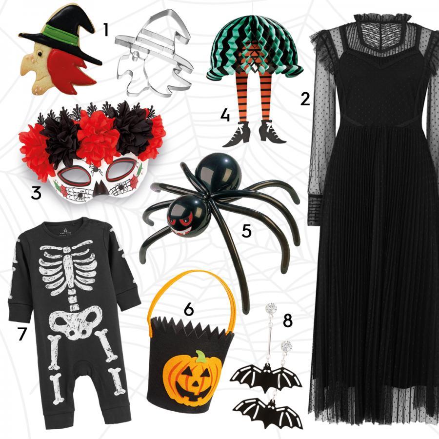 Halloween shopping inspiration at Buchanan Galleries