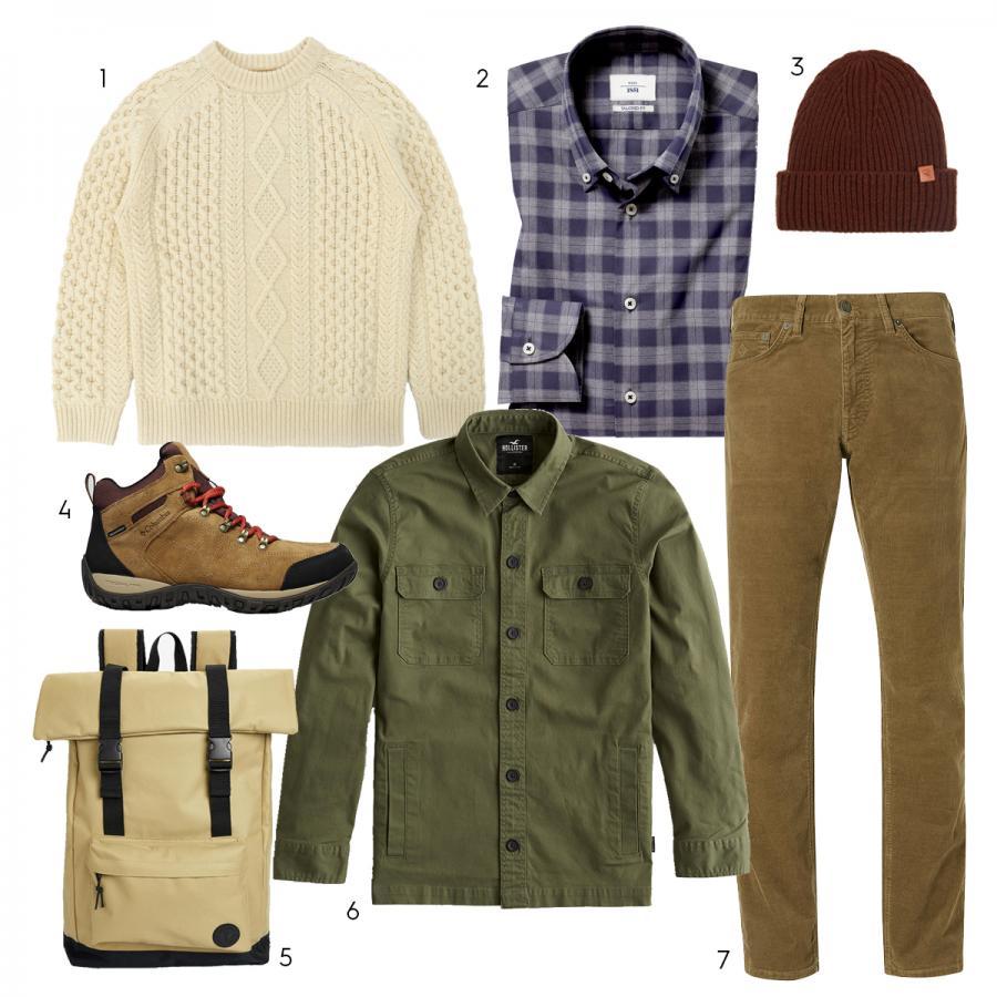 Men's fashion trends for autumn 2019