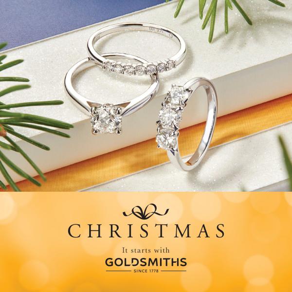 Christmas Goldsmiths Buchanan Galleries Glasgow