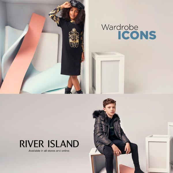 River Island Kids Wardrobe Icons Buchanan Galleries