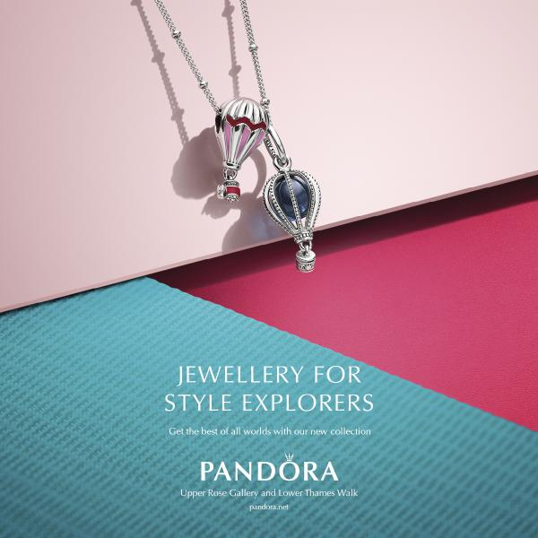 ad8845b534d1e Jewellery for style explorers at Pandora | Buchanan Galleries