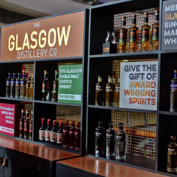 Glasgow Distillery Company Buchanan Galleries