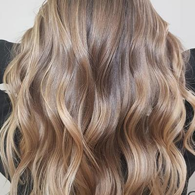 balayage for only £99 at Regis salon!