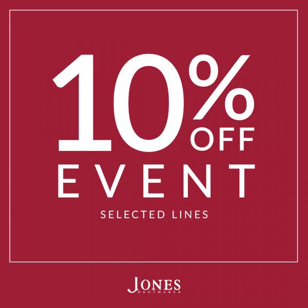 Jones Bootmaker sale